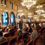 Tag der Wirtschaft im Festsaal des Wiener Rathaus