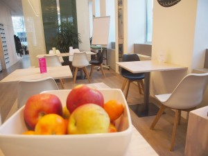 Cocoquadrat, das erste Wiener Coworking-Cafe